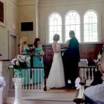 Teresa and Paul, Martha Mary Chapel, Sudbury, MA